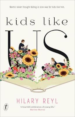 Cover for Kids Like Us by Hilary Reyl