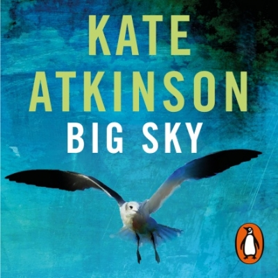 Cover for Big Sky by Kate Atkinson
