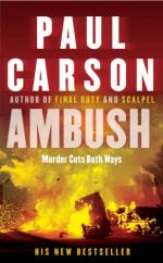 Cover for Ambush by Paul Carson