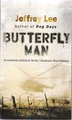 Cover for Butterfly Man by Jeffrey Lee
