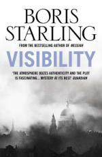 Cover for Visibility by Boris Starling