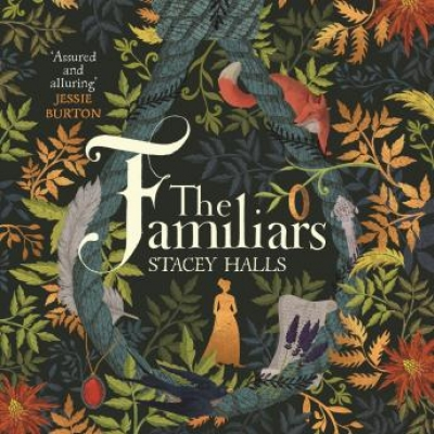 Cover for The Familiars by Stacey Halls