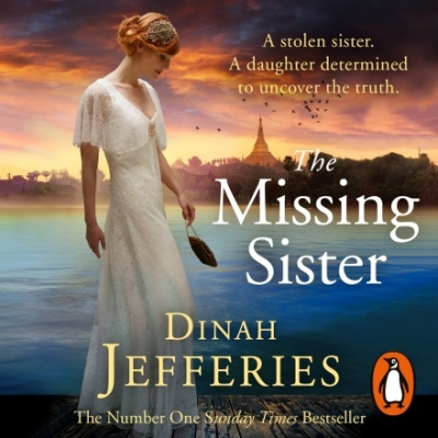 Cover for The Missing Sister by Dinah Jefferies