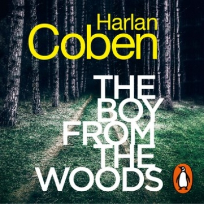 Cover for The Boy from the Woods by Harlan Coben