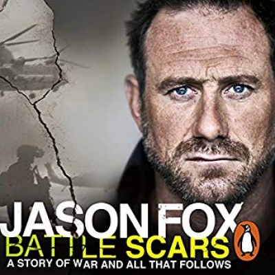 Cover for Battle Scars by Jason Fox