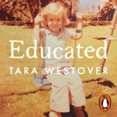 Cover for Educated: A Memoir by Tara Westover
