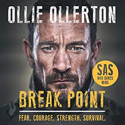 Cover for Break Point by Ollie Ollerton