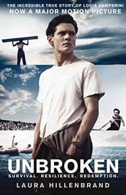Cover for Unbroken by Laura Hillenbrand