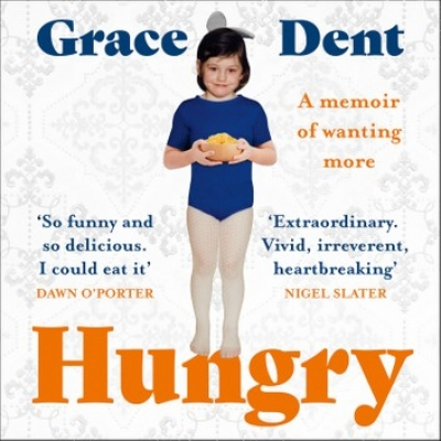Cover for Hungry by Grace Dent