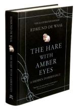 Cover for The Hare With Amber Eyes : Illustrated Edition by Edmund de Waal