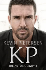 Cover for Autobiography by Kevin Pietersen