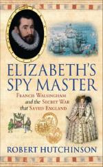 Cover for Elizabeth's Spy Master by Robert Hutchinson