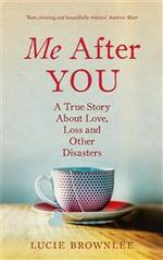 Cover for Me After You by Lucie Brownlee