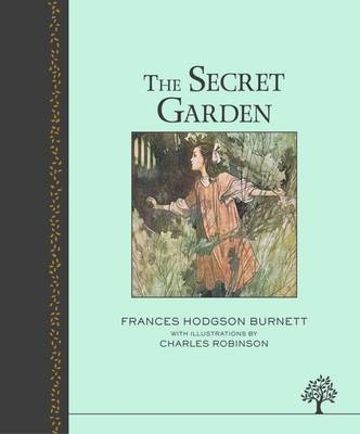 Cover for The Secret Garden by Anchee Min