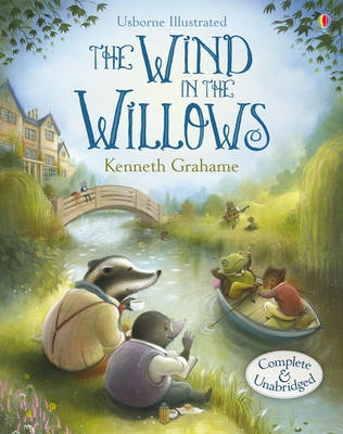 Cover for The Wind in the Willows by Ethan Cross