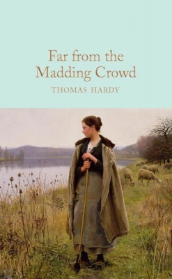 Cover for Far from the Madding Crowd by Thomas Hardy