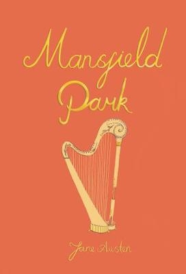 Cover for Mansfield Park by Jane Austen