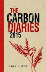 Cover for The Carbon Diaries 2015 by Saci Lloyd
