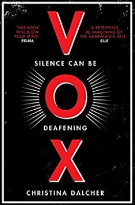 Cover for Vox  by Christina Dalcher