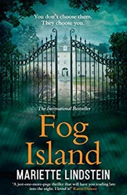 Cover for Fog Island by Mariette Lindstein