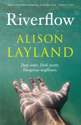 Cover for Riverflow by Alison Layland