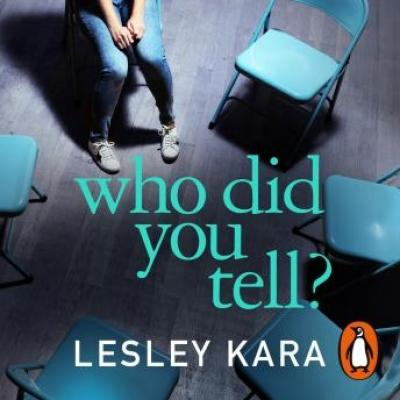 Cover for Who Did You Tell? by Lesley Kara