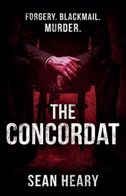 Cover for The Concordat by Sean Heary