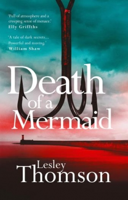 Cover for Death of a Mermaid by Lesley Thomson