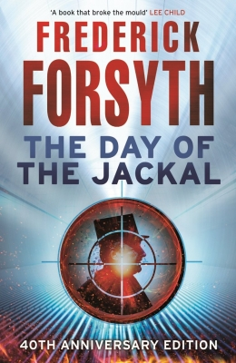 Cover for The Day of the Jackal by Frederick Forsyth