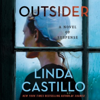 Cover for Outsider by Linda Castillo