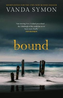 Cover for Bound by Vanda Symon