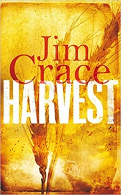 Book Cover for Harvest by Jim Crace
