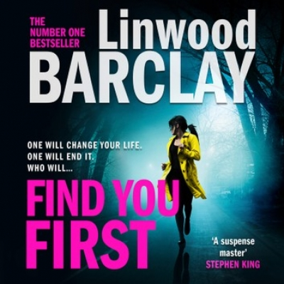 Cover for Find You First by Linwood Barclay