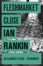 Book Cover for Fleshmarket Close by Ian Rankin