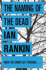 Book Cover for The Naming of the Dead by Ian Rankin