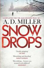 Cover for Snowdrops by A.D. Miller