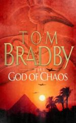 Cover for The God of Chaos by Tom Bradby