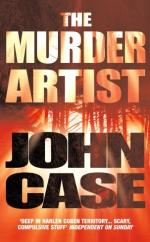 Cover for The Murder Artist by John Case