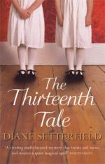 Cover for The Thirteenth Tale by Diane Setterfield