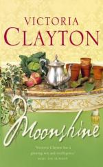 Cover for Moonshine by Victoria Clayton