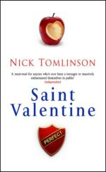 Cover for Saint Valentine by Nick Tomlinson