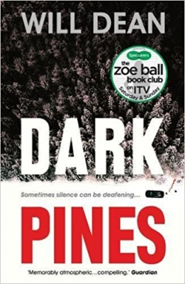 Cover for Dark Pines by Will Dean