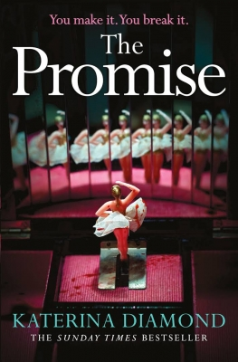 Cover for The Promise by Katerina Diamond