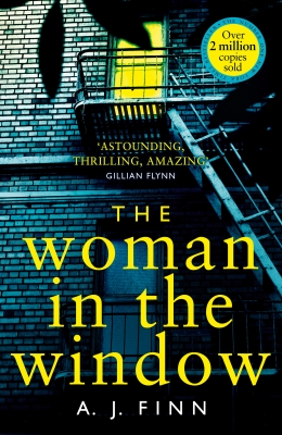 Cover for The Woman in the Window  by A. J. Finn