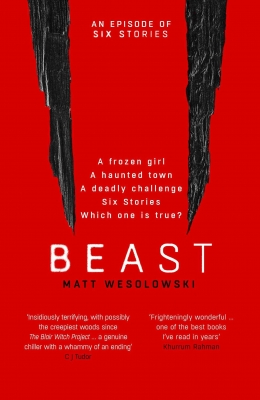Cover for Beast by Matt Wesolowski