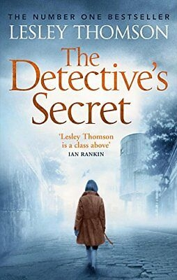 Cover for The Detective's Secret by Lesley Thomson