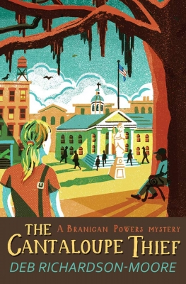 Cover for The Cantaloupe Thief by Deb Richardson-Moore