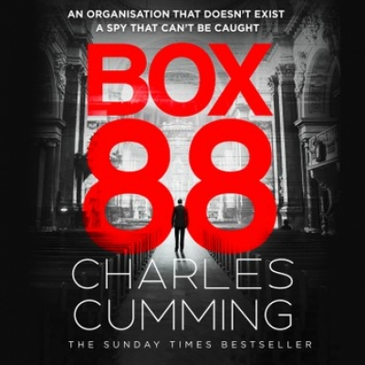 Cover for Box 88 by Charles Cumming