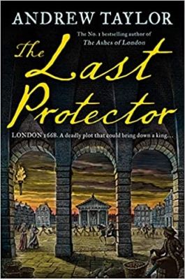 Cover for The Last Protector by Andrew Taylor