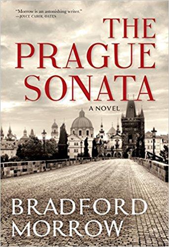 Cover for The Prague Sonata by Bradford Morrow